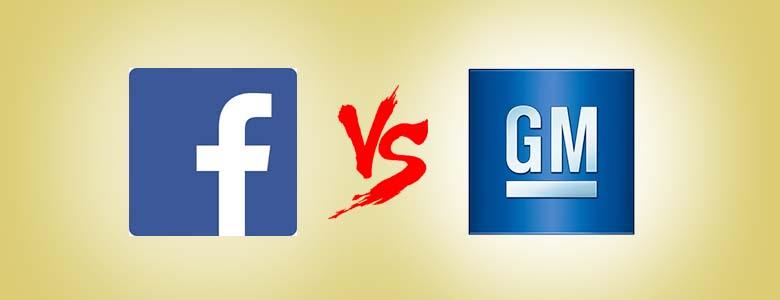 فیسبوک آگهی های جنرال موتورز را از دست داد. | شرکت پیشرو آساک