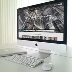طراحی سایت اینفوملک