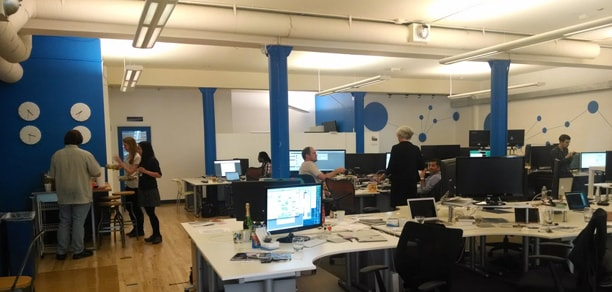 Ripple Labs شرکت فن آوری آمریکایی، توسعه دهنده پروتکل پرداخت Ripple و شبکه مبادلاتی